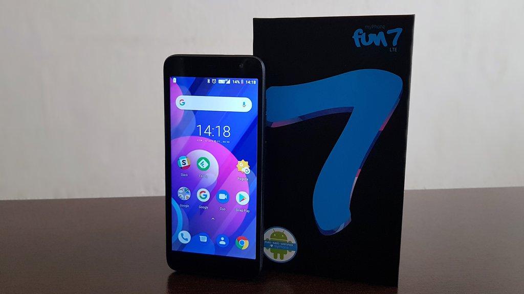 myPhone FUN 7 LTE / fot. gsmManiaK.pl