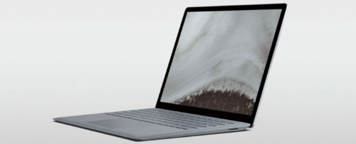 Microsoft Surface Laptop 2/fot. Microsoft