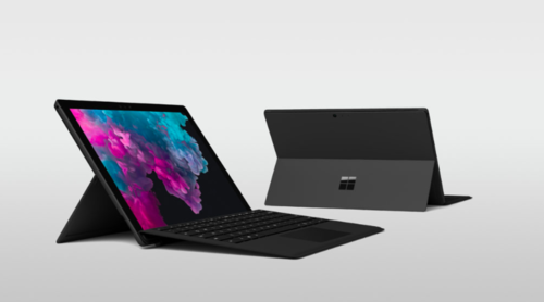 Microsoft Surface Pro 6/fot. Microsoft
