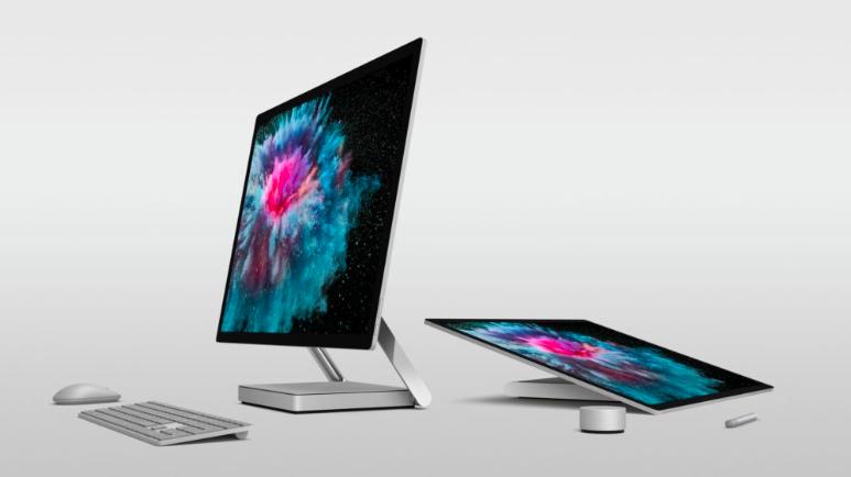 Microsoft Surface Studio 2/fot. Microsoft