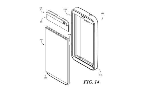 Modułowy smartfon
