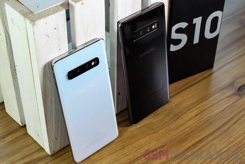 Samsung Galaxy S10 i Galaxy S10+ / fot. gsmManiaK