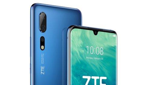 ZTEAxon 10 Pro 5G