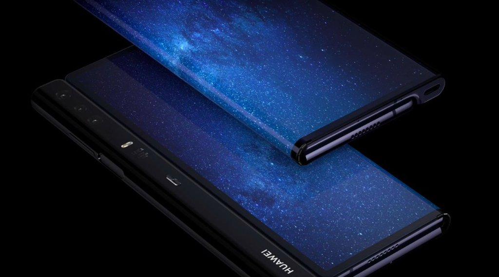 Huawei Mate X/fot. Huawei