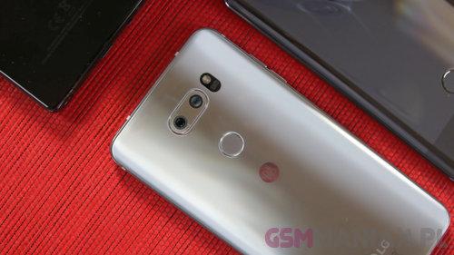 LG V30 / fot. gsmManiaK.pl