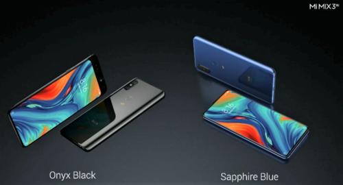 Xiaomi Mi Mix 3 5G / Fot. Xiaomi