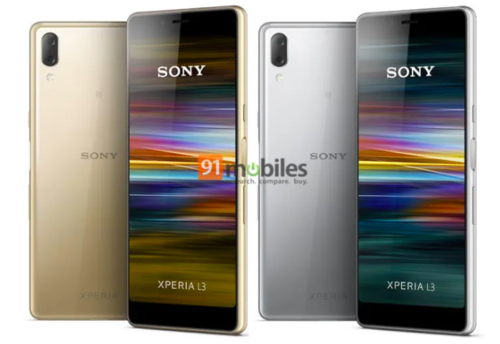 Sony Xperia L3/fot. 91mobiles