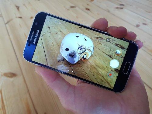 Używałem czteroletniego Samsunga Galaxy S6 w 2019 roku. Jak