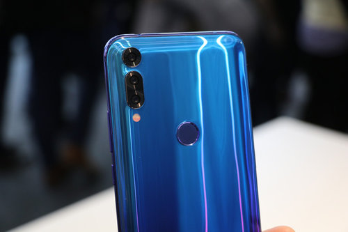 Alcatel 7 (2019) / fot. notebookitalia