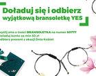 Plus na Dzień Kobiet: zgarnij darmową bransoletkę Yes