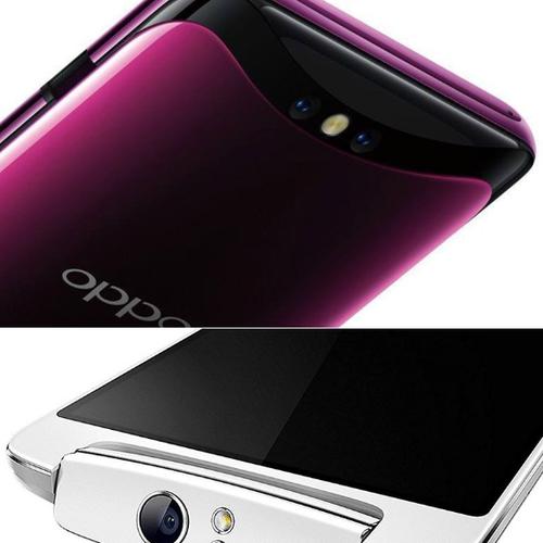 fot. OPPO Find X oraz OPPO N1