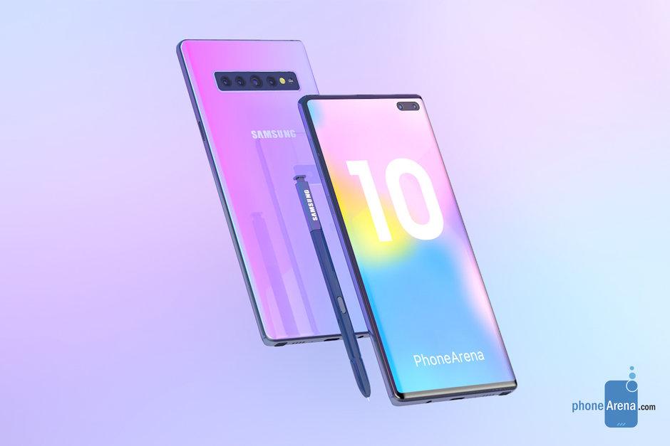 Samsung Galaxy Note 10 / fot. PhoneArena
