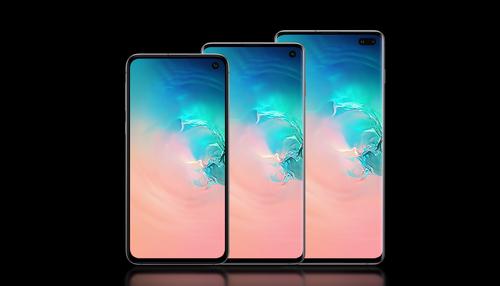 Galaxy S10e, S10, S10+ / fot. Samsung