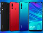Huawei prezentuje dwa średniaki, które nie mają szans w walce z Xiaomi Redmi Note 7