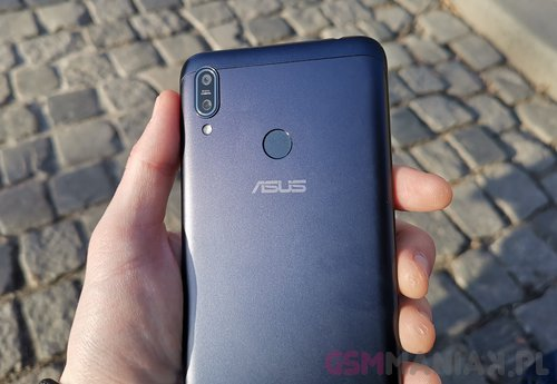 ASUS ZenFone Max M2 / fot. gsmManiaK.pl