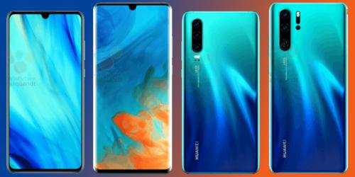 Huawei P30 i P30 Pro / fot. WinFuture