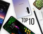 Najlepsze smartfony. TOP-10