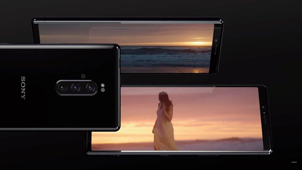 Sony Xperia 1 / fot. Sony