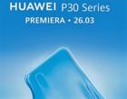 Premiera Huawei P30 dopiero przed nami, ale już teraz znamy bonusy w przedsprzedaży!