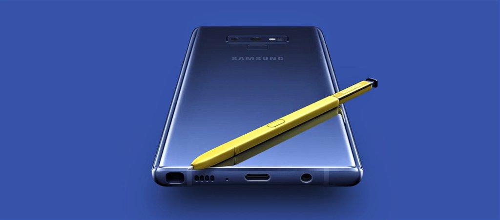 Galaxy Note 9 / Fot. Samsung