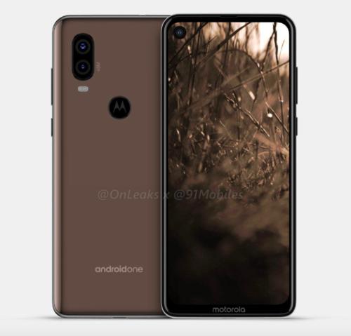 Motorola P40 / fot. SlashLeaks