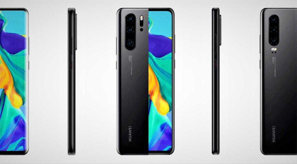 Huawei P30 i Huawei P30 Pro / fot. MySmartPrice