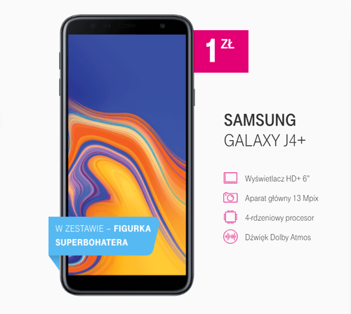Galaxy J4+