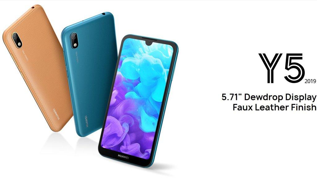 Huawei Y5 2019 / fot. Huawei