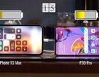 Huawei P30 Pro miażdży iPhone'a Xs Max szybkością ładowania. Przy okazji obalono popularne mity