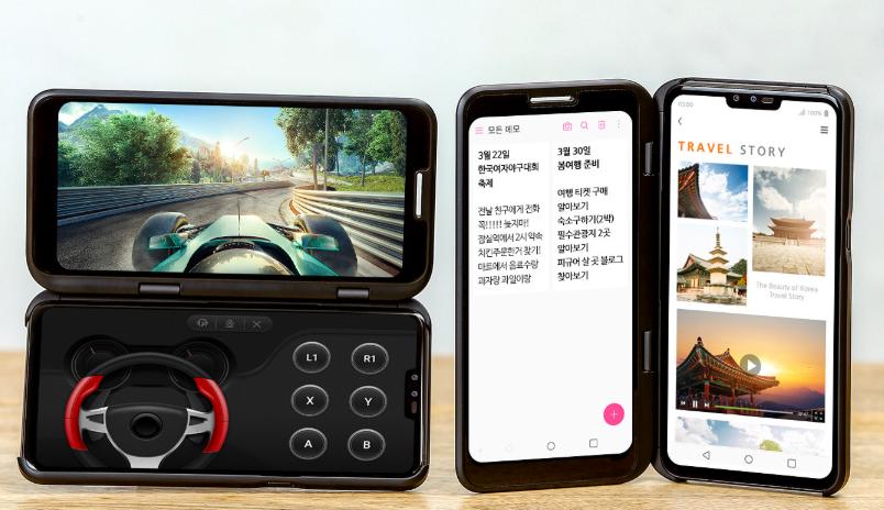 LG V50 ThinQ 5G/fot. LG