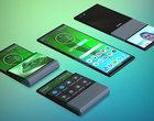 Elastyczny smartfon Lenovo wygląda nietypowo, ale w tym szaleństwie jest metoda