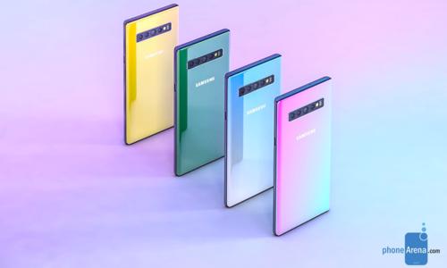 Galaxy Note 10/fot. PhoneArena