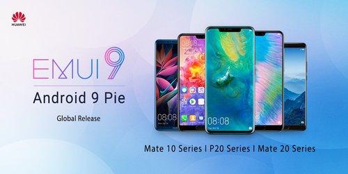 EMUI 9 / fot. Huawei.com