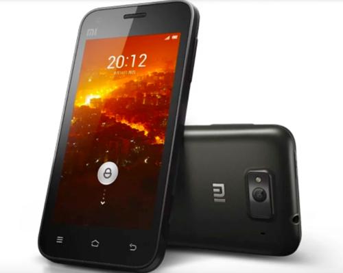 Xiaomi Mi 1/fot. Xiaomi