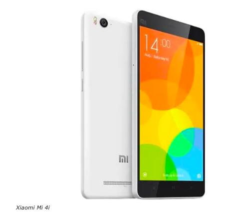 Xiaomi Mi 4i/fot. Xiaomi