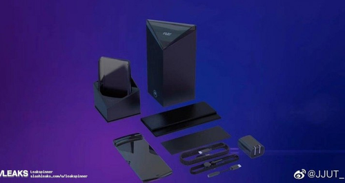 Motorola Razr V4/fot. SlashLeaks