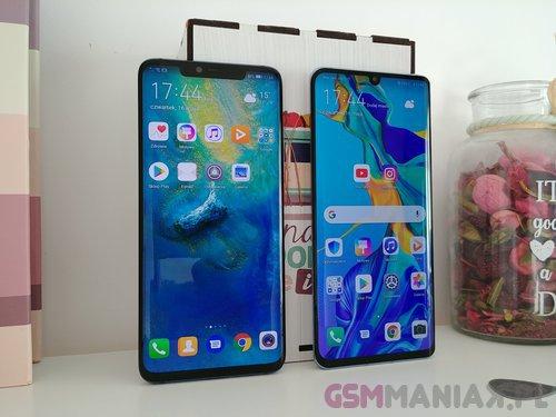 Huawei Mate 20 Pro i P30 Pro / fot. gsmManiaK.pl