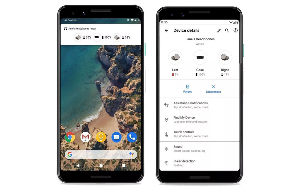 Android Q Bluetooth
