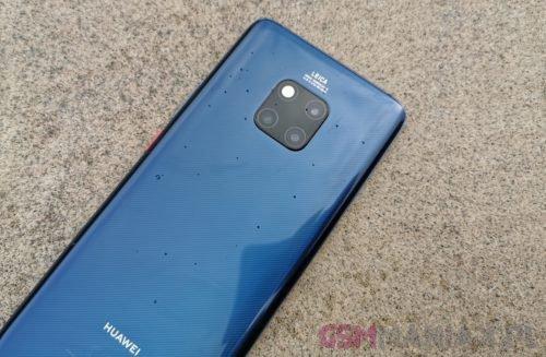 Huawei Mate 20 Pro / fot. gsmManiaK.pl
