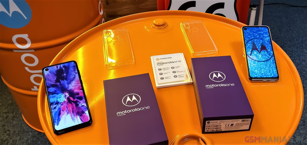 Motorola One Vision / fot. gsmManiaK