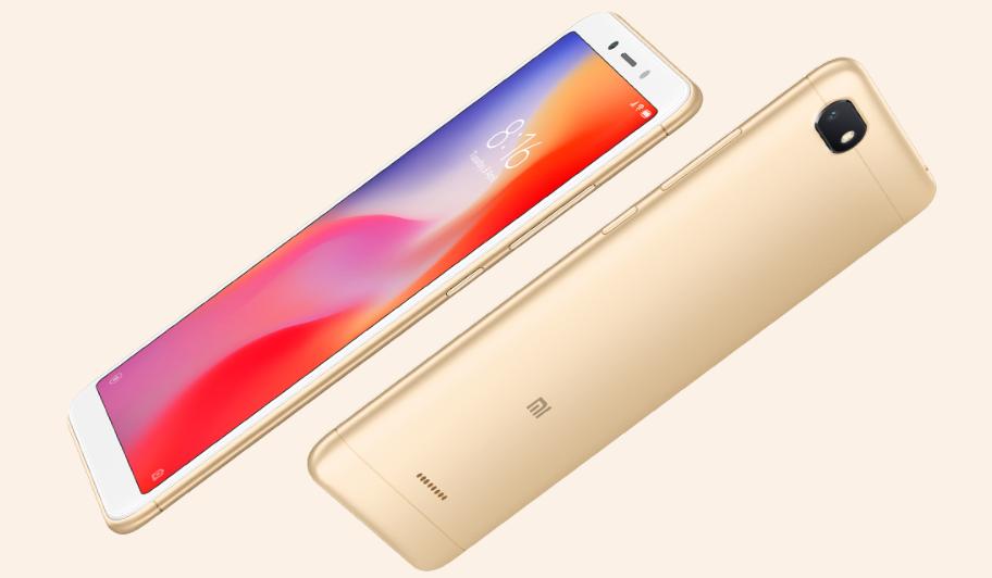 Redmi 6A / fot. Xiaomi