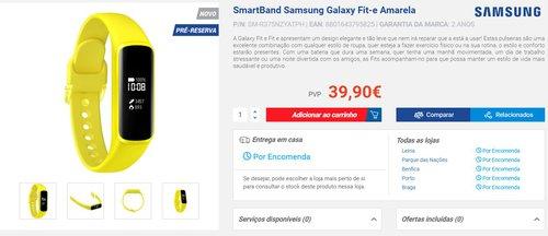 Samsung Galaxy Fit-e / fot. pcdiga