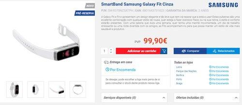 Samsung Galaxy Fit / fot. pcdiga