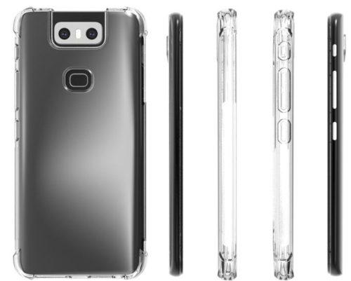 Prawdopodobny wygląd ZenFone 6 / fot. Slashleaks