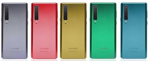 Samsung Galaxy Note 10/fot. GSMarena