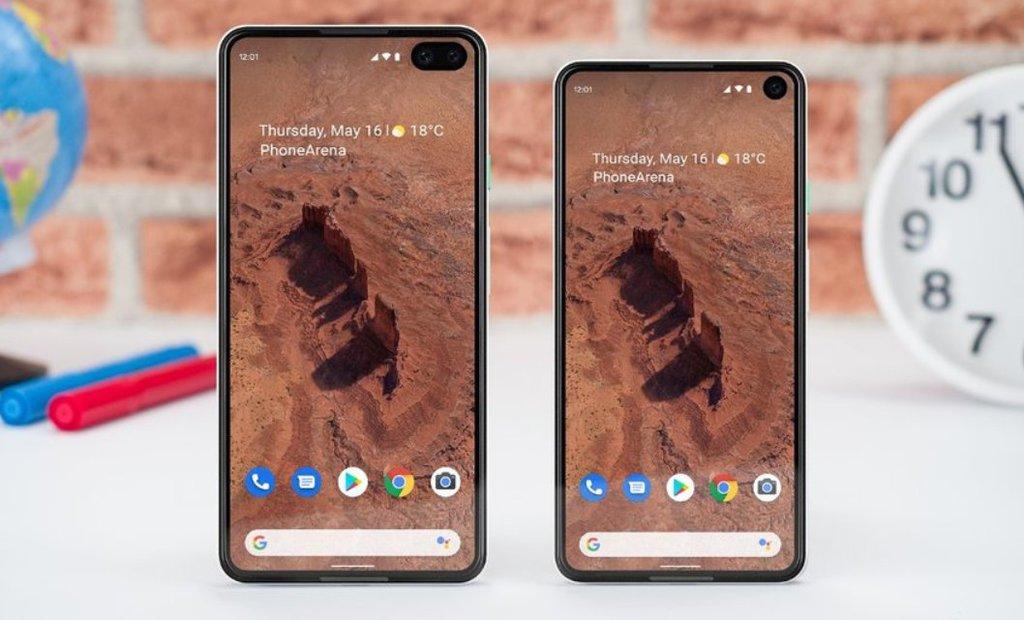 Google Pixel 4/fo.t PhoneArena