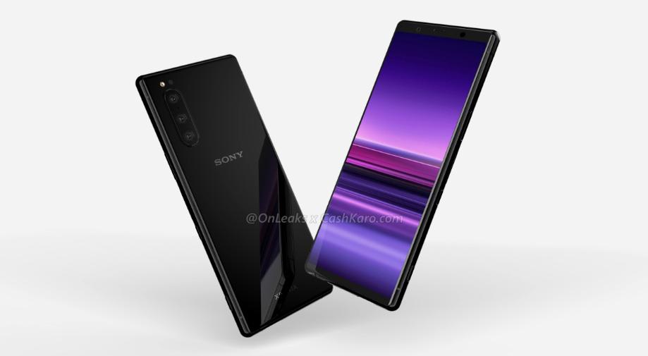 Sony Xperia 2/fot. OnLeaks