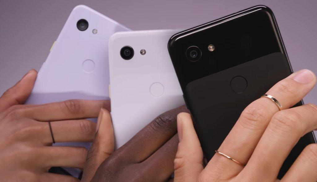 Pixel 3A / fot. Google