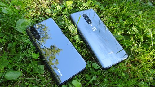 OnePlus 7 Pro, Huawei P30 Pro / fot. gsmManiaK.pl