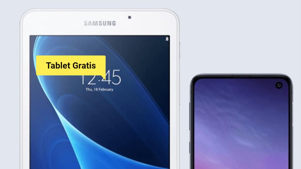 Galaxy S10e + tablet_2